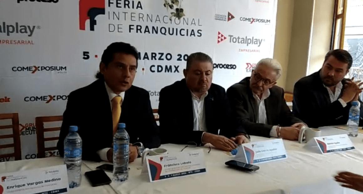 La Red Mexicana de Franquicias se adhiere al Pacto Comunitario propuesto por el gobernador