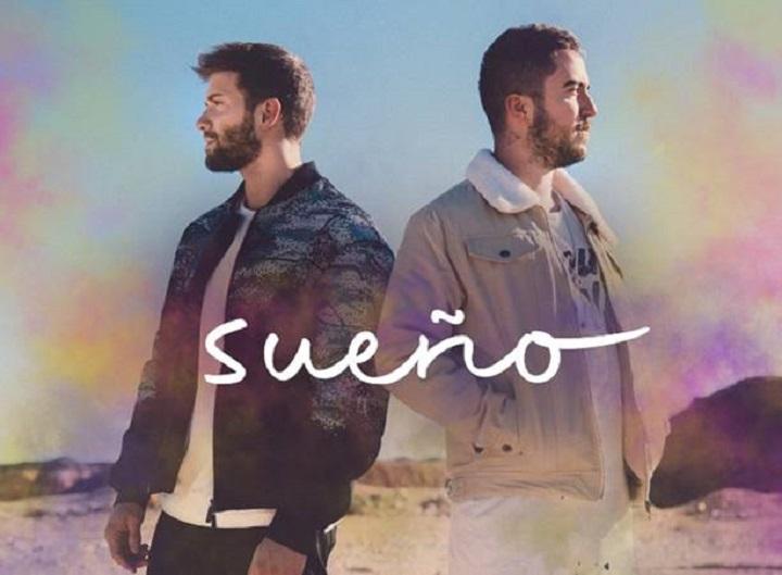 """Beret y Pablo Alborán unieron su talento en el sencillo """"Sueño"""", que fue lanzado hace unos días"""