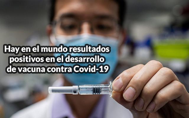 Buenos resultados de vacunas contra Covid-19, un rayo de esperanza | Video