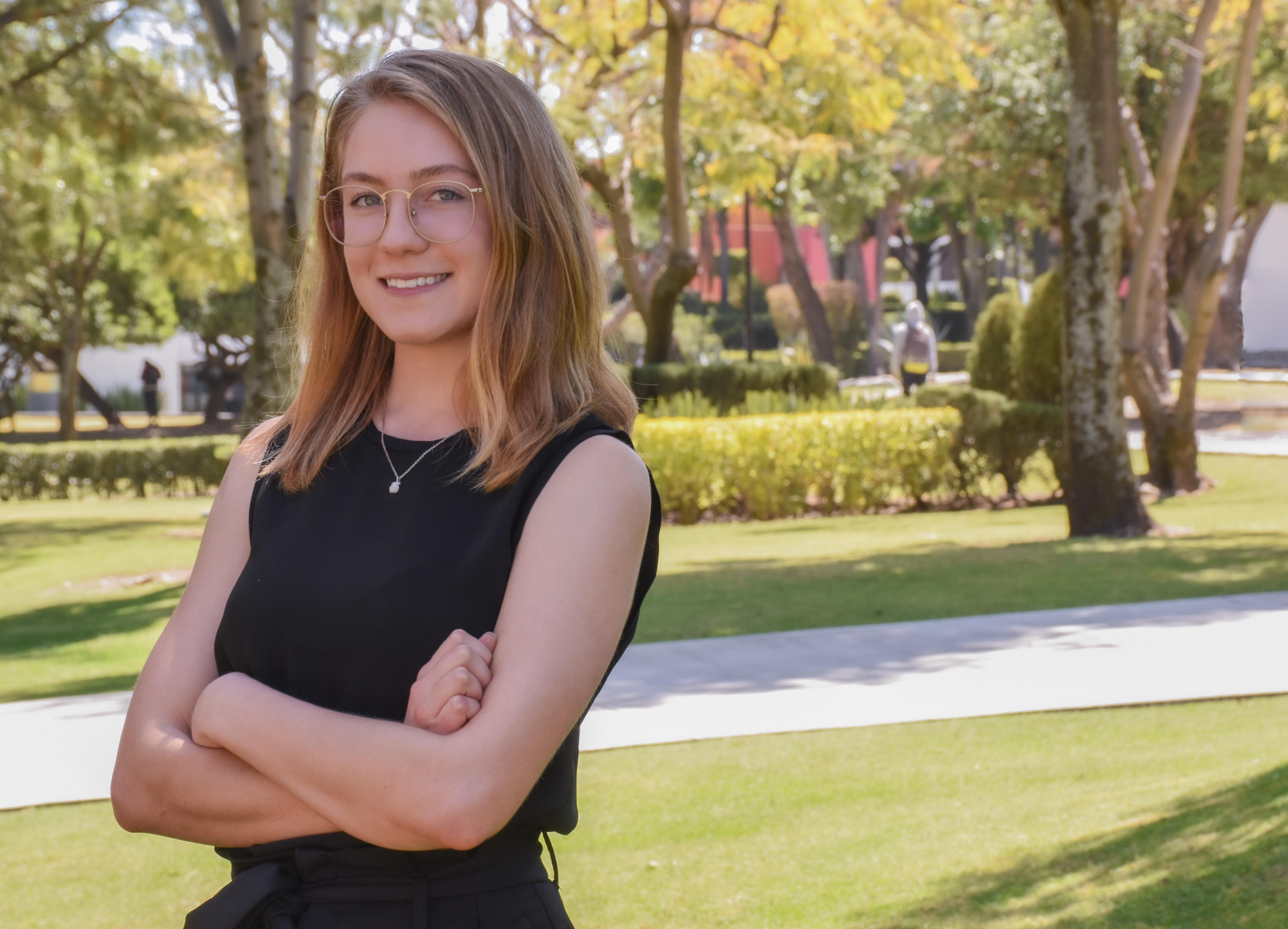 Estudiante UDLAP participará en congresos de la American Chemical Society