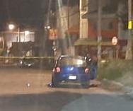 Asesinan a hombre y dejan herida a mujer en la colonia Tres Cruces durante un ataque supuestamente perpetrado por cuatro sujetos