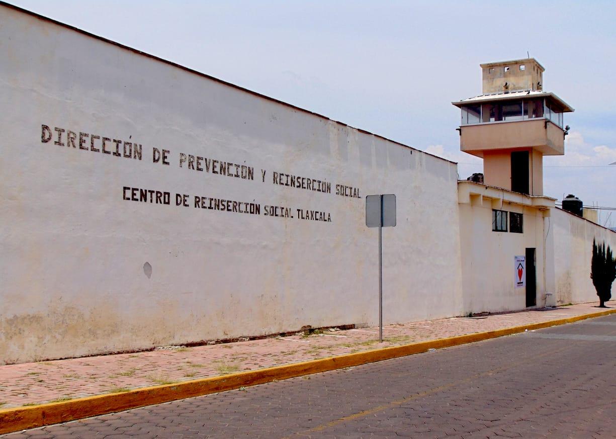 Desde Tlaxcala: Un muerto y 3 reos enfermos, el saldo de la pandemia en las cárceles del estado