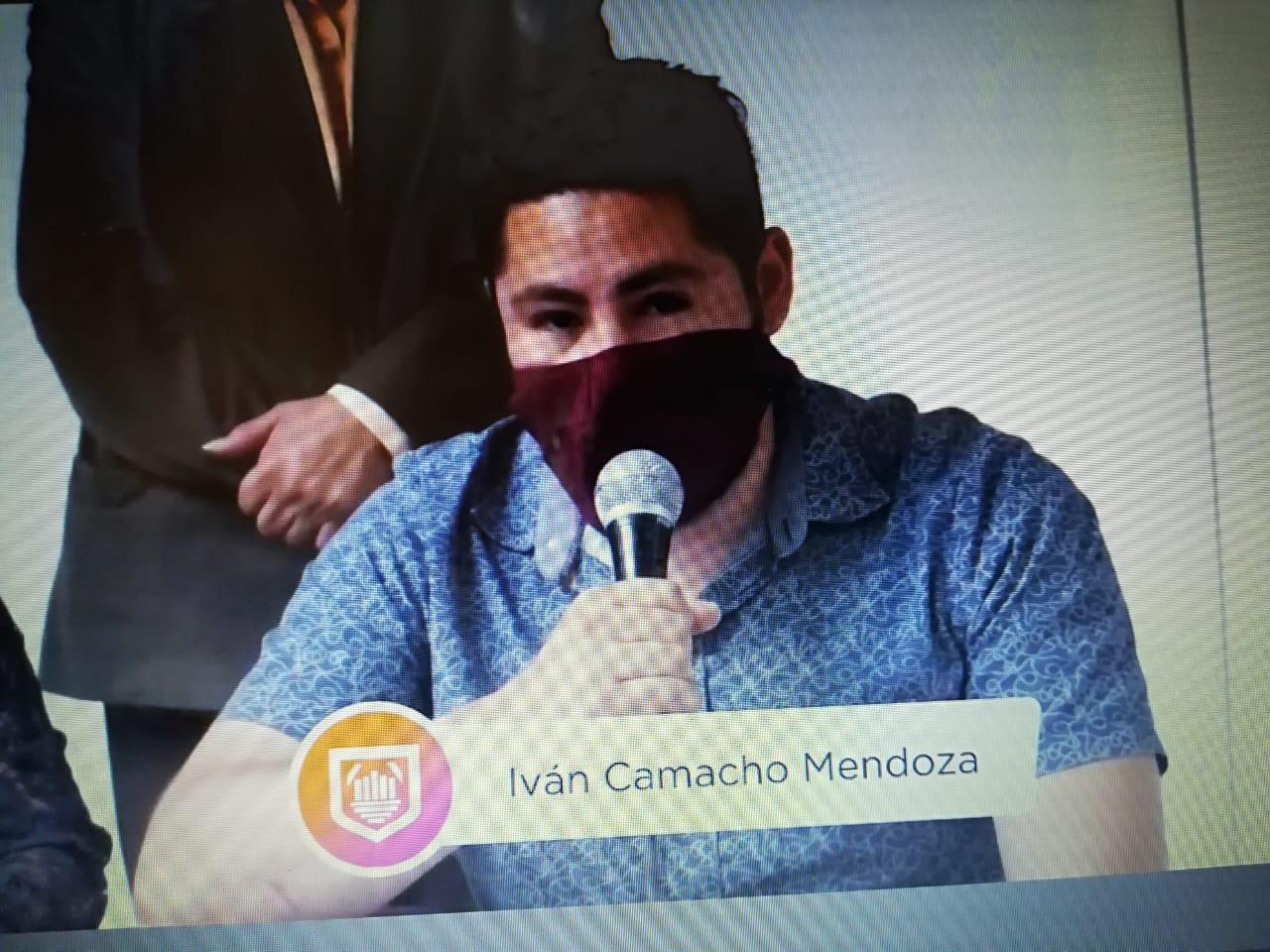 Gobierno de la Ciudad no acostumbra hostigar al comercio establecido: Iván Camacho