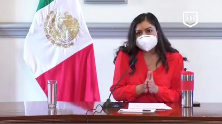 Videos desde Puebla: Presidenta Claudia Rivera presentó programa de salud en beneficio de personas con distintas enfermedades, como diabetes, presión, etc