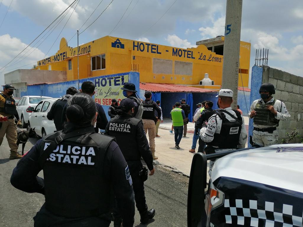 Desde Tlaxcala: Se clausuran 3 moteles en Tenancingo por carecer de documentos y medidas de seguridad