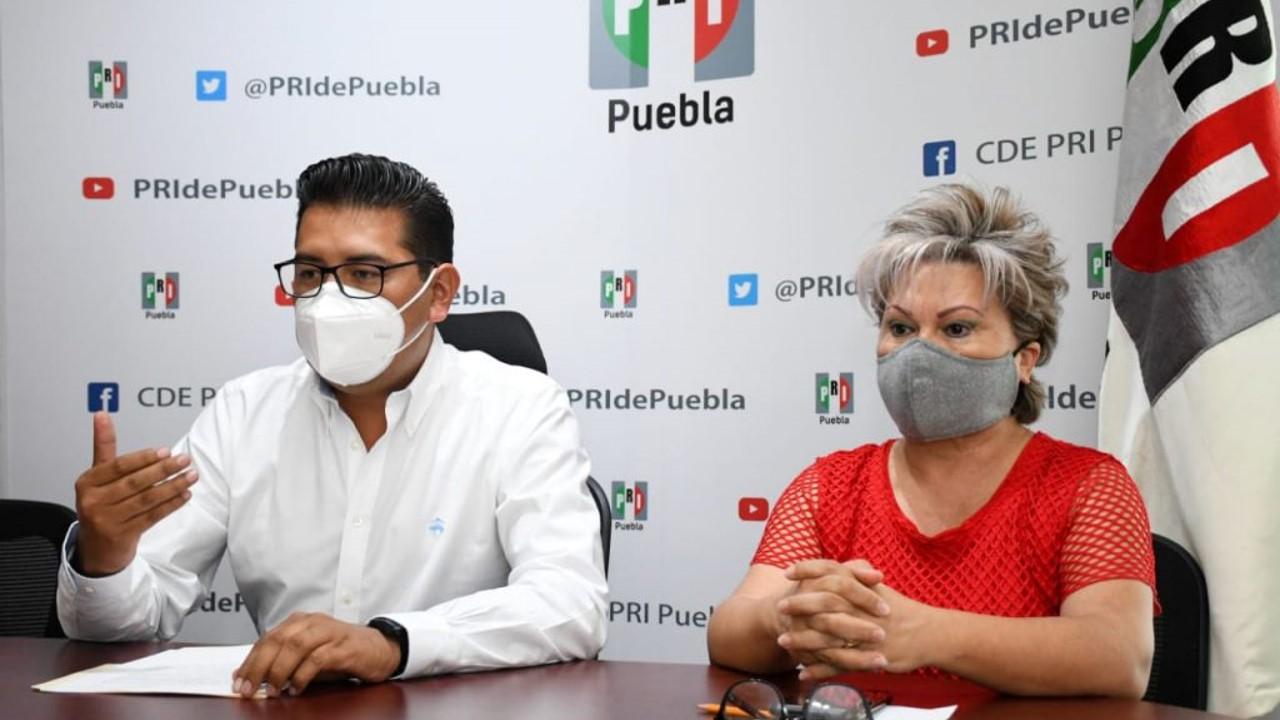 El PRI será una opción para las elecciones del 2021: Néstor Camarillo