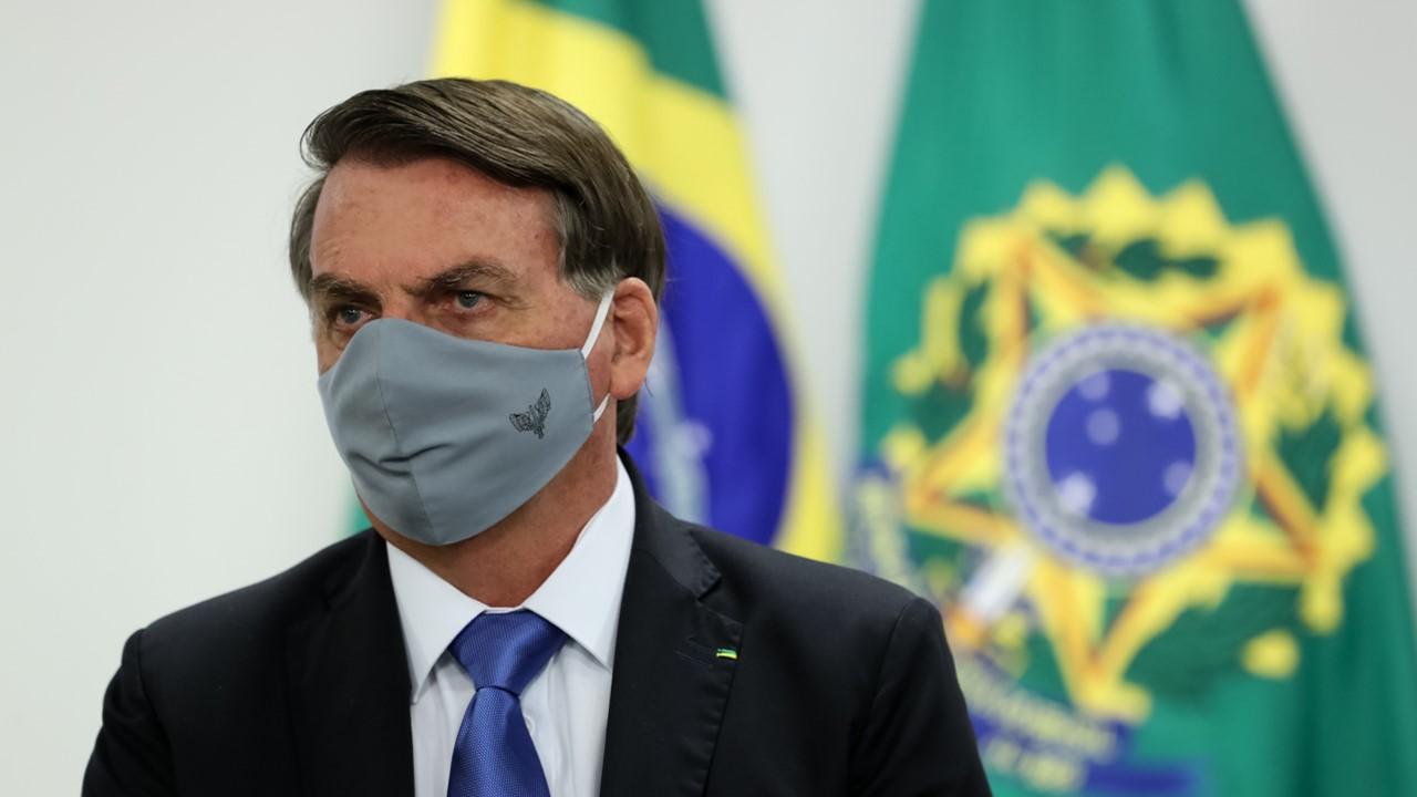 Bolsonaro da positivo por COVID-19 en nueva prueba diagnóstica