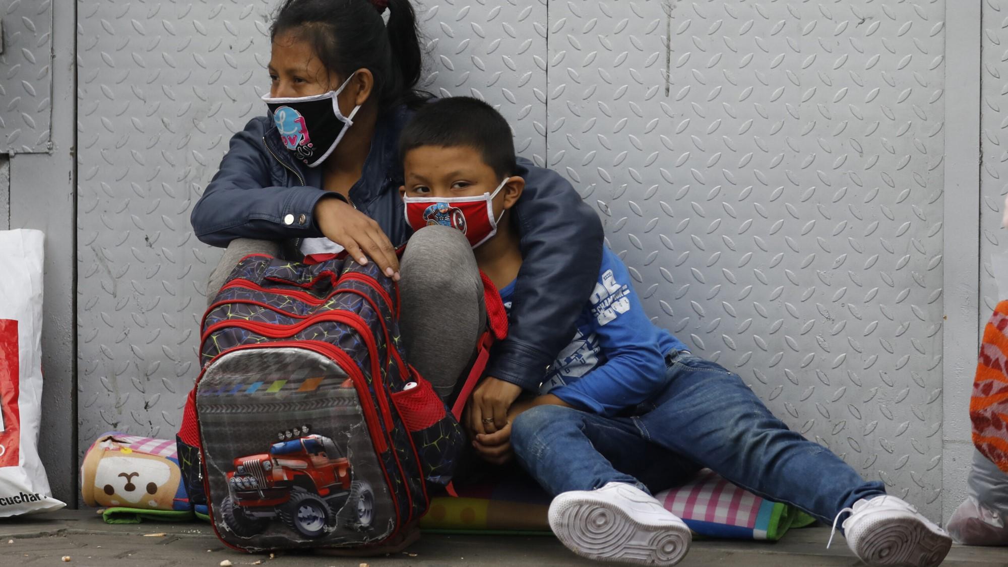 COVID, hambre, pobreza y desigualdad: la combinación mortal que enfrenta América Latina