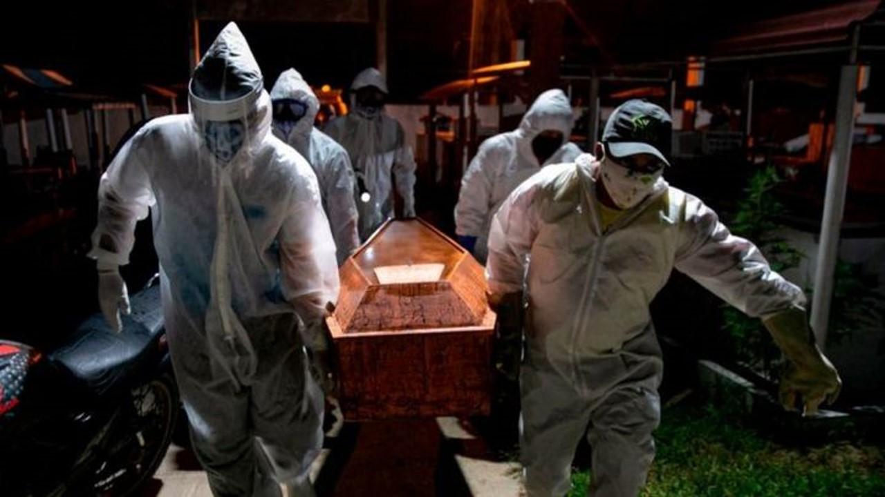 Brasil se acerca a las 80 mil muertes por COVID-19