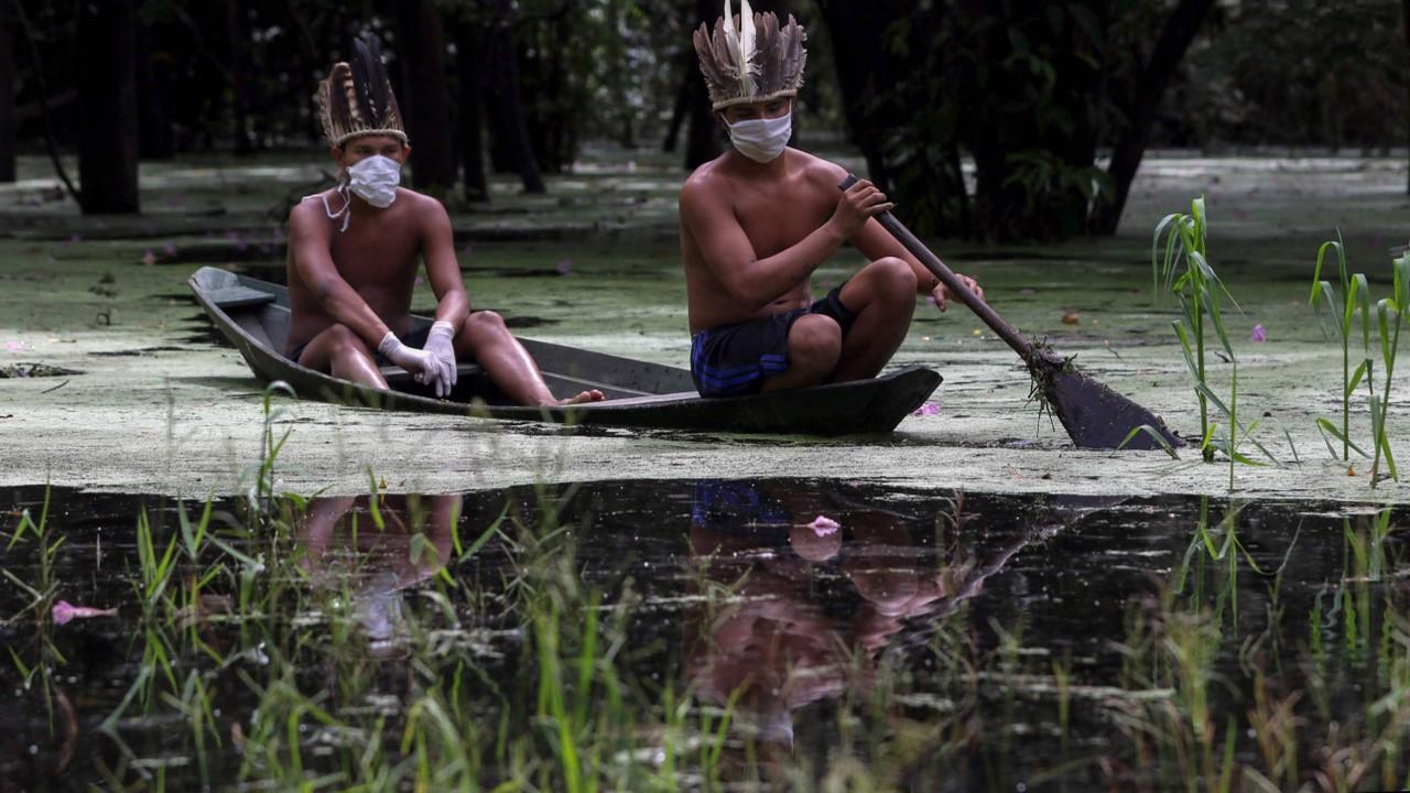 La ONU en Colombia, Brasil y Perú pide ayuda urgente para los indígenas del Amazonas frente al COVID-19