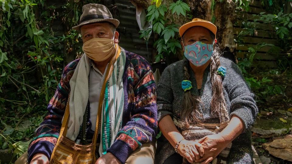 En Colombia la paz es otra víctima de la pandemia de COVID-19