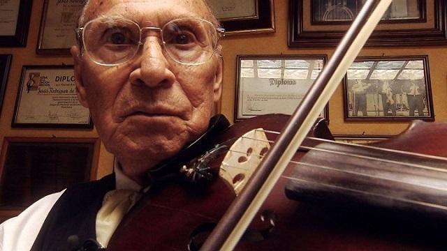 Trasciende a la eternidad del arte y la cultura el célebre Jesús Rodríguez de Hijar, uno de los exponentes más importantes de la música vernácula