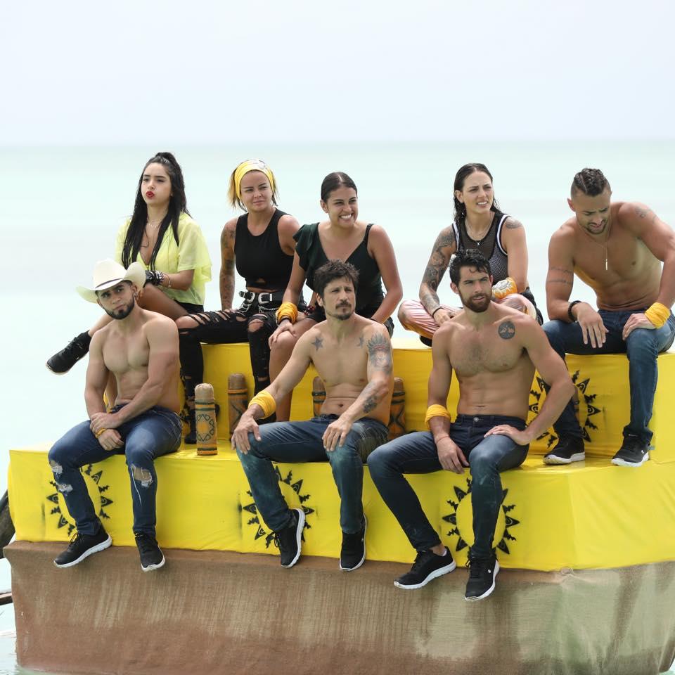 """Se dieron a conocer los participantes de los dos equipos de """"Survivor México"""""""