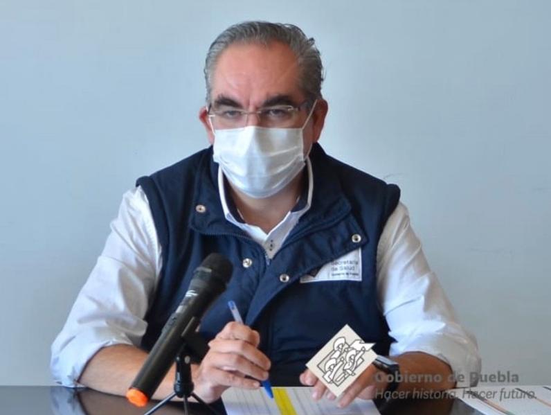 En Puebla han fallecido mil 390 personas por covid-19: Secretaría de Salud