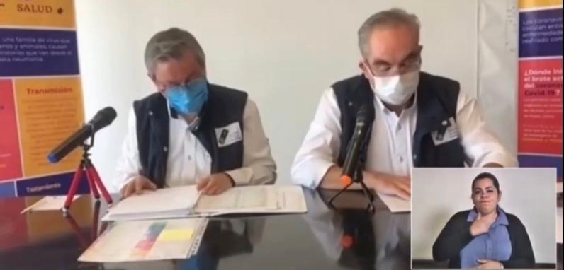 Video desde Puebla: Durante el fin de semana se acumularon en Puebla 824 nuevos contagios y 168 defunciones por covid-19, informó la secretaría de Salud.