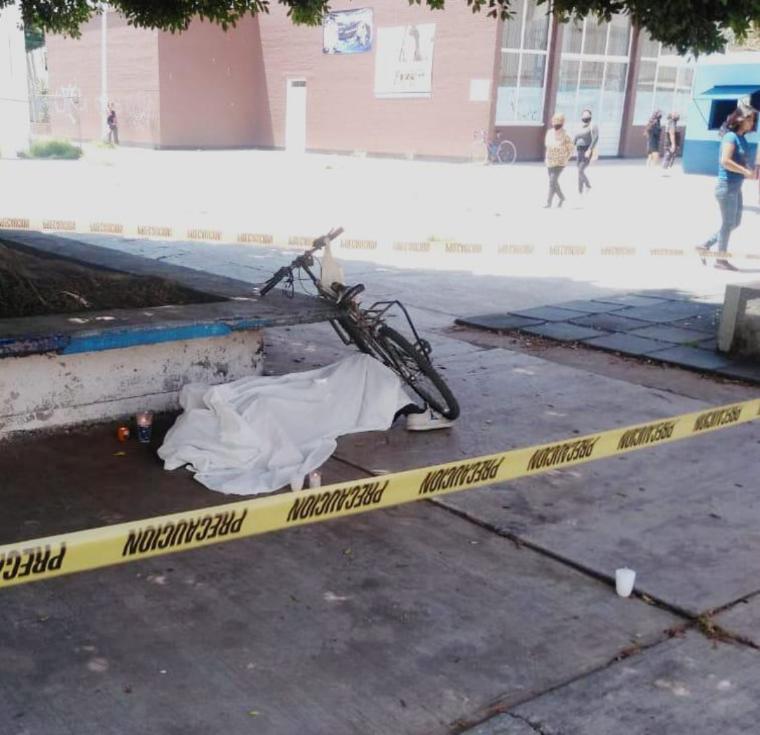 Muere otro hombre de un infarto en infonavit El Carmen Gastronómico