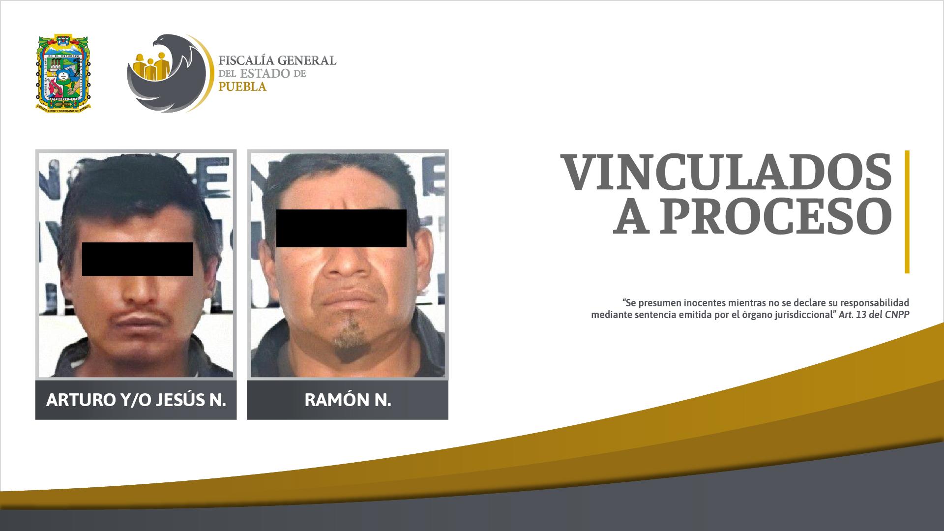 En prisión preventiva dos detenidos con droga y un arma de fuego