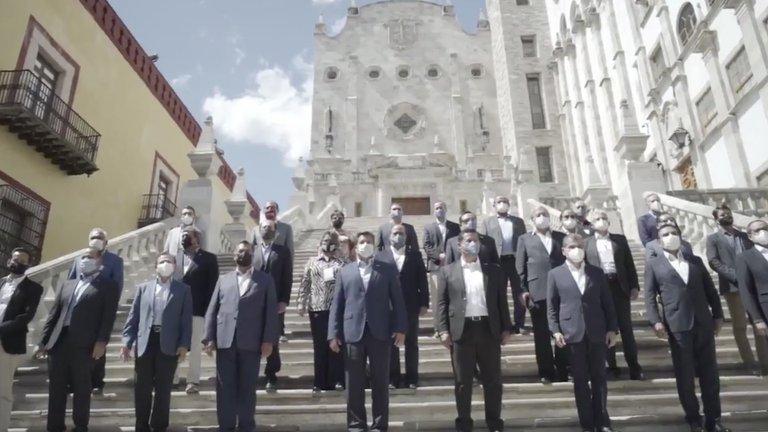"""Diez gobernadores pidieron la renuncia de López-Gatell por """"mal manejo"""" de la pandemia de COVID-19"""