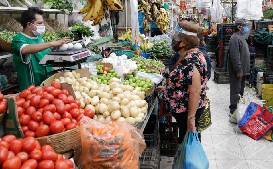 El Índice Nacional de Precios al Consumidor (INPC) presentó un alza de 0.36 por ciento