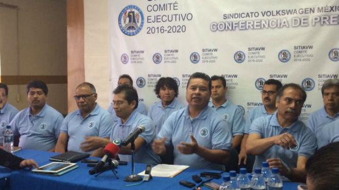 Presenta Sitiavw propuesta del 12 por ciento de incremento salarial