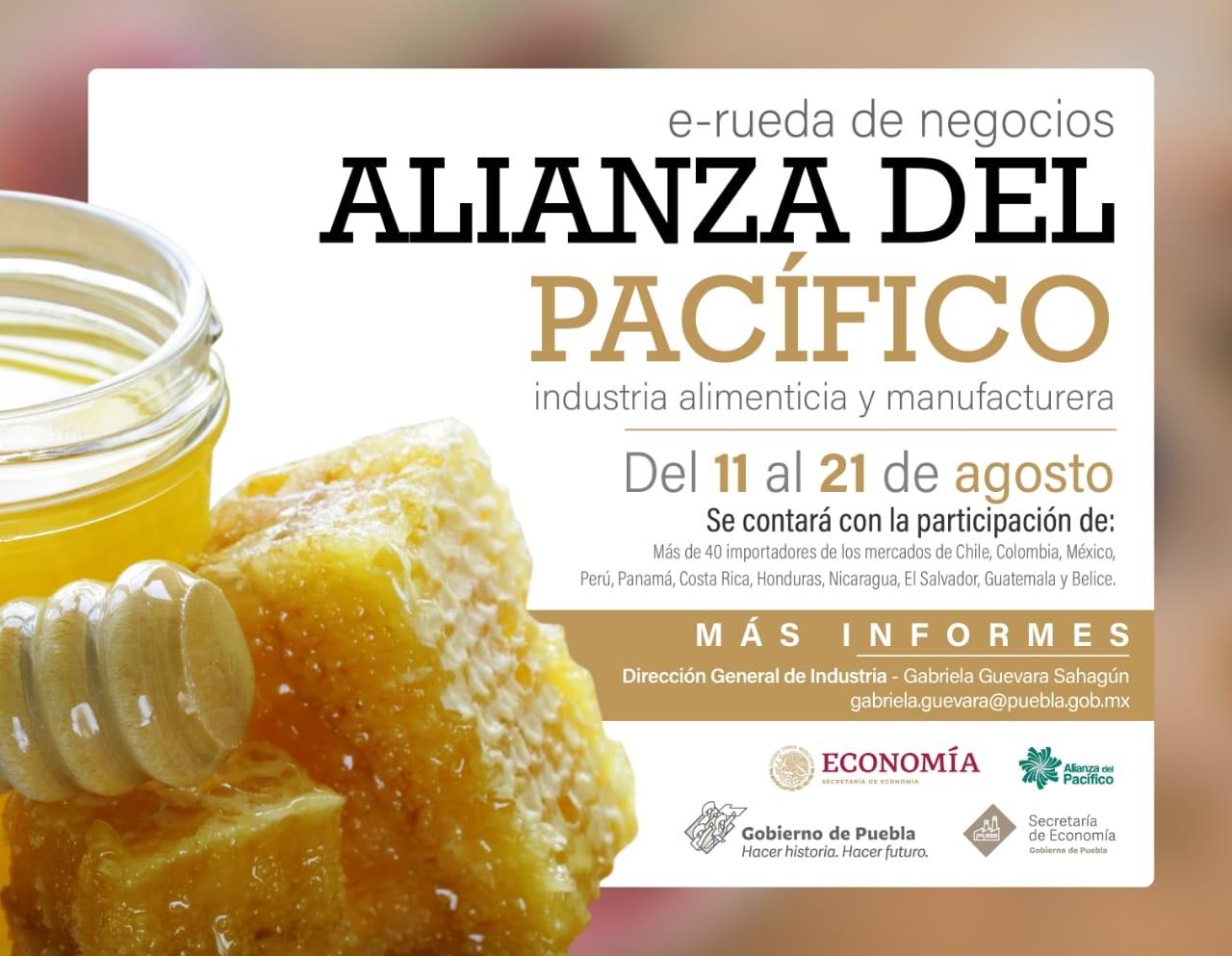 Convoca Economía a empresas a E-Rueda de Negocios Alianza del Pacífico