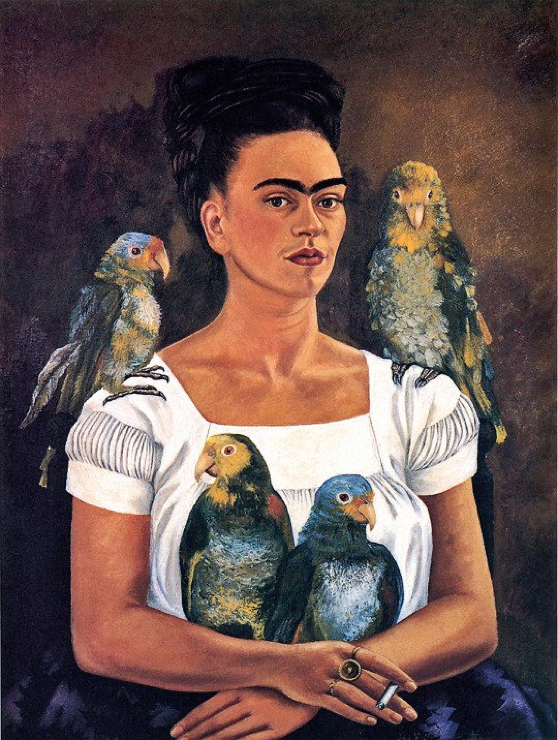 Roban obras de Frida Kahlo y Rufino Tamayo en la CDMX