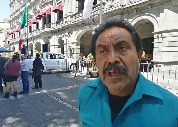 Sigue el proceso jurídico en el caso de la detención del dirigente social Eloy Méndez Becerra, señala su abogado