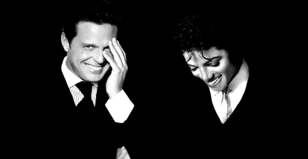 ¿Luis Miguel 'Sonríe' a dueto con Michael Jackson?