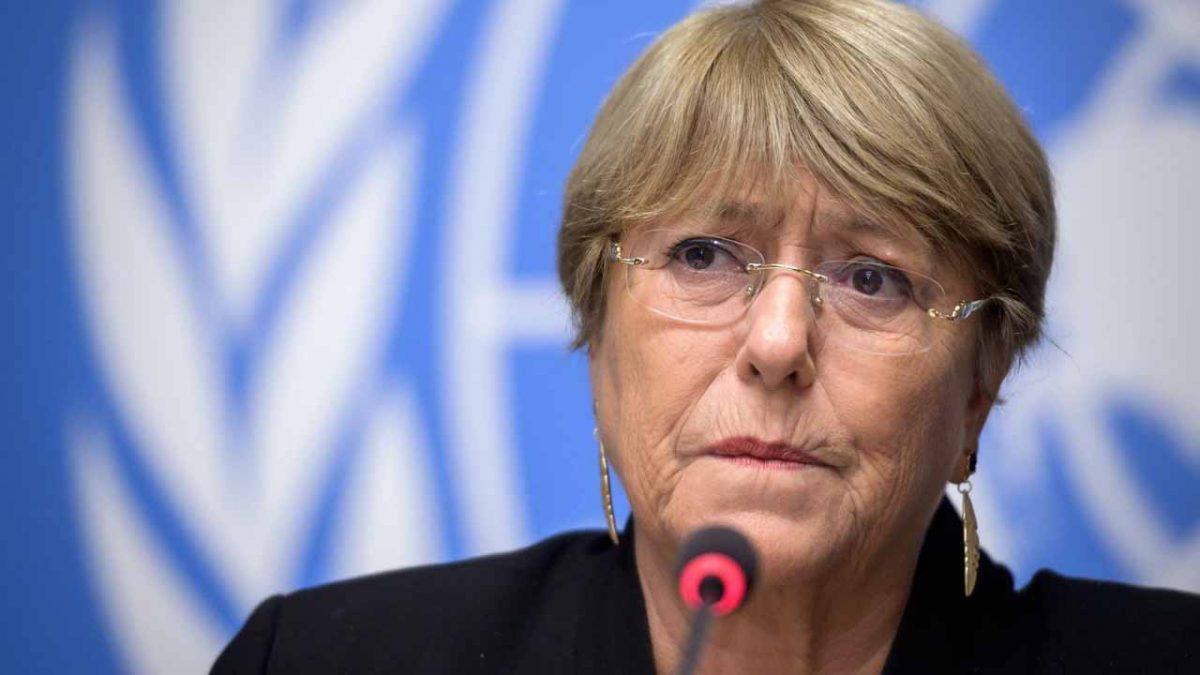 Bachelet alarmada por los intentos de socavar las instituciones de derechos humanos en América Latina