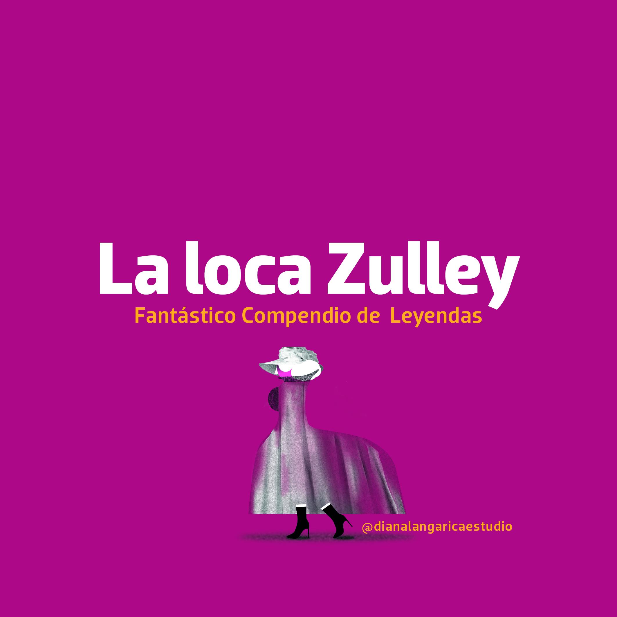 La Loca Zulley en el Museo Francisco Cossío
