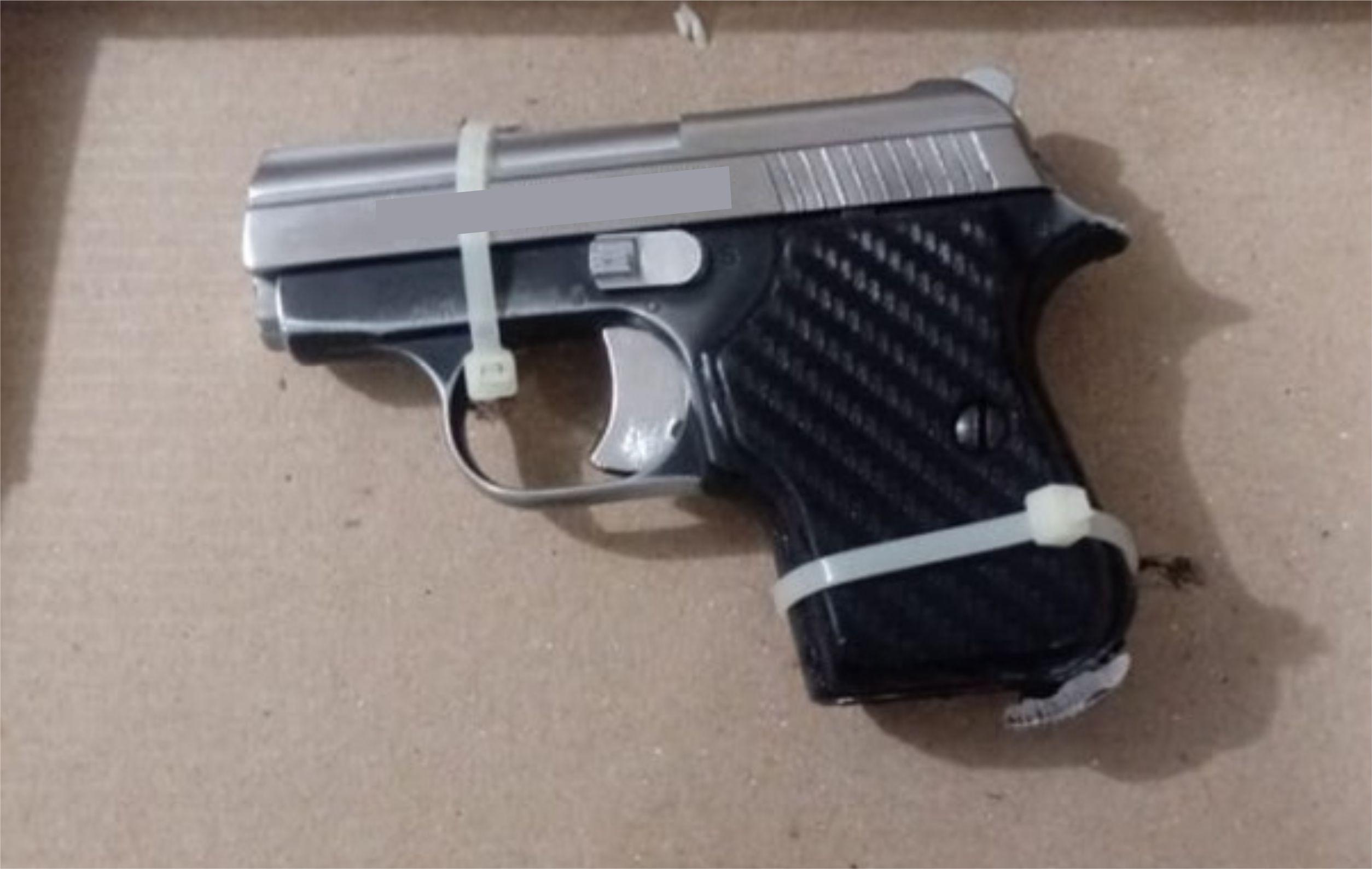 La SSC asegura a una persona y un arma de fuego en San Pablo del Monte