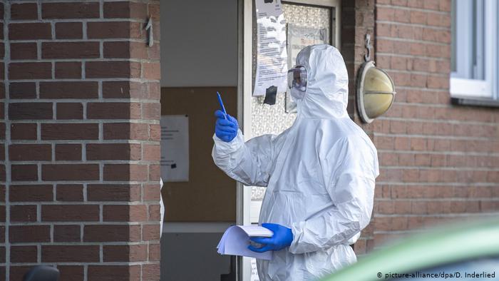 COVID-19: País suma 61,8 mil muertes 1,4 millones de casos confirmados
