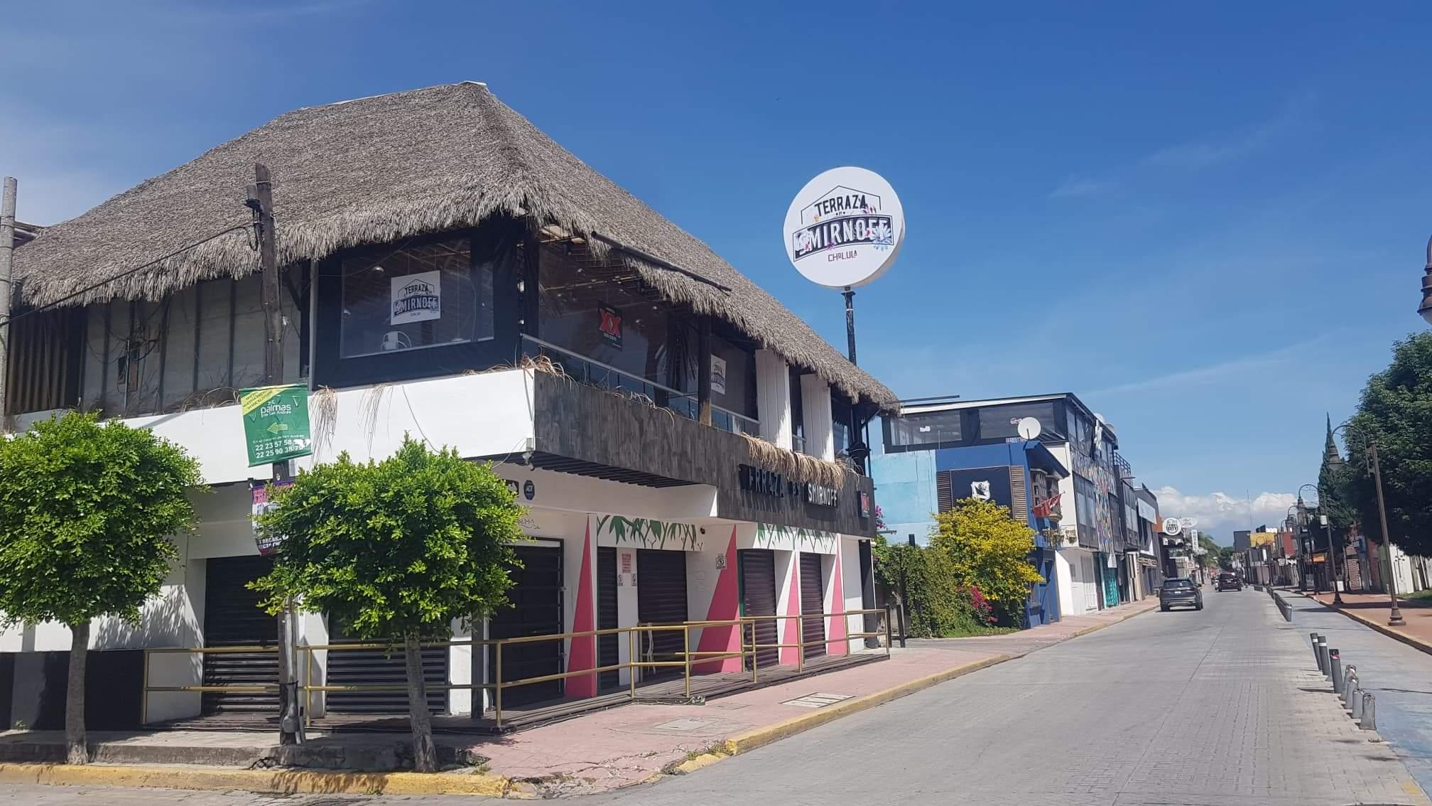 Antros serán los últimos en reactivar funciones en San Andrés Cholula, señaló Mirón Terrón