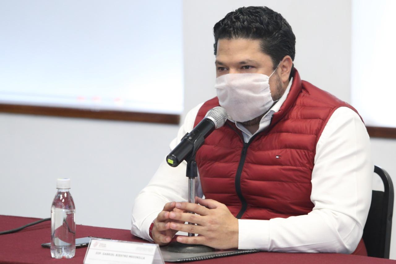"""Acción Nacional solo busca """"colgarse"""" de la imagen del gobernador para seguir sobreviviendo: Biestro"""