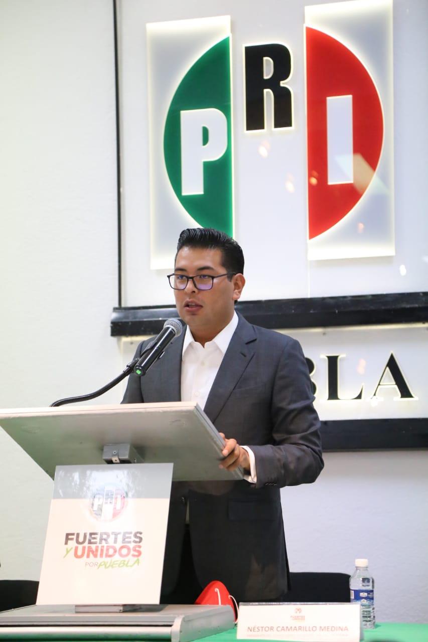 Marko Cortés y Genoveva Huerta, llenos de soberbia y contradicciones: Camarillo Medina
