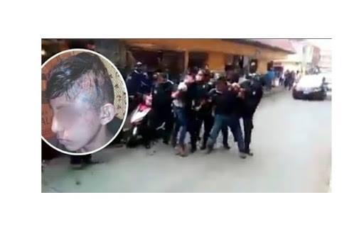La CDH Puebla inicia queja de oficio por uso de la fuerza pública contra un menor de edad en el municipio de Huauchinango