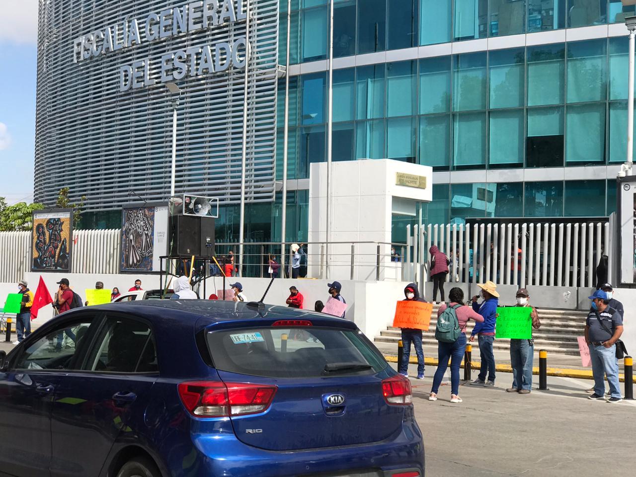 El Movimiento Antorchista Nacional denuncia supuesta represión del gobierno estatal
