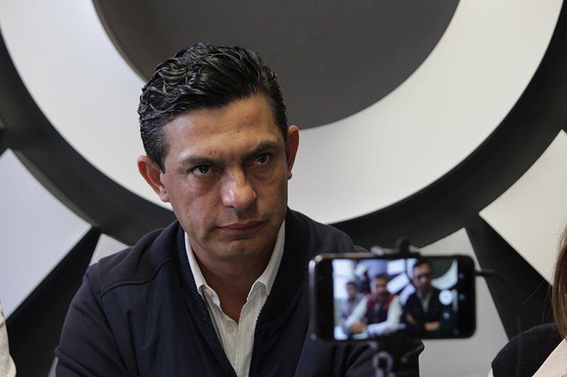 PRD, abierto a las alianzas para el 2021 con PRI y PAN: Martínez Amador