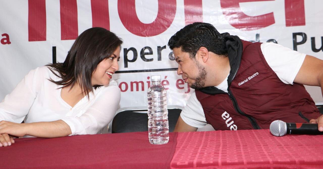 Asegura Gabriel Biestro que no contestará con ataques a Rivera Vivanco