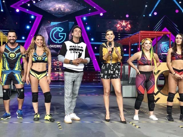 "Ferka, del equipo Leones, sale de ""Guerreros 2020"" en la décima semana"
