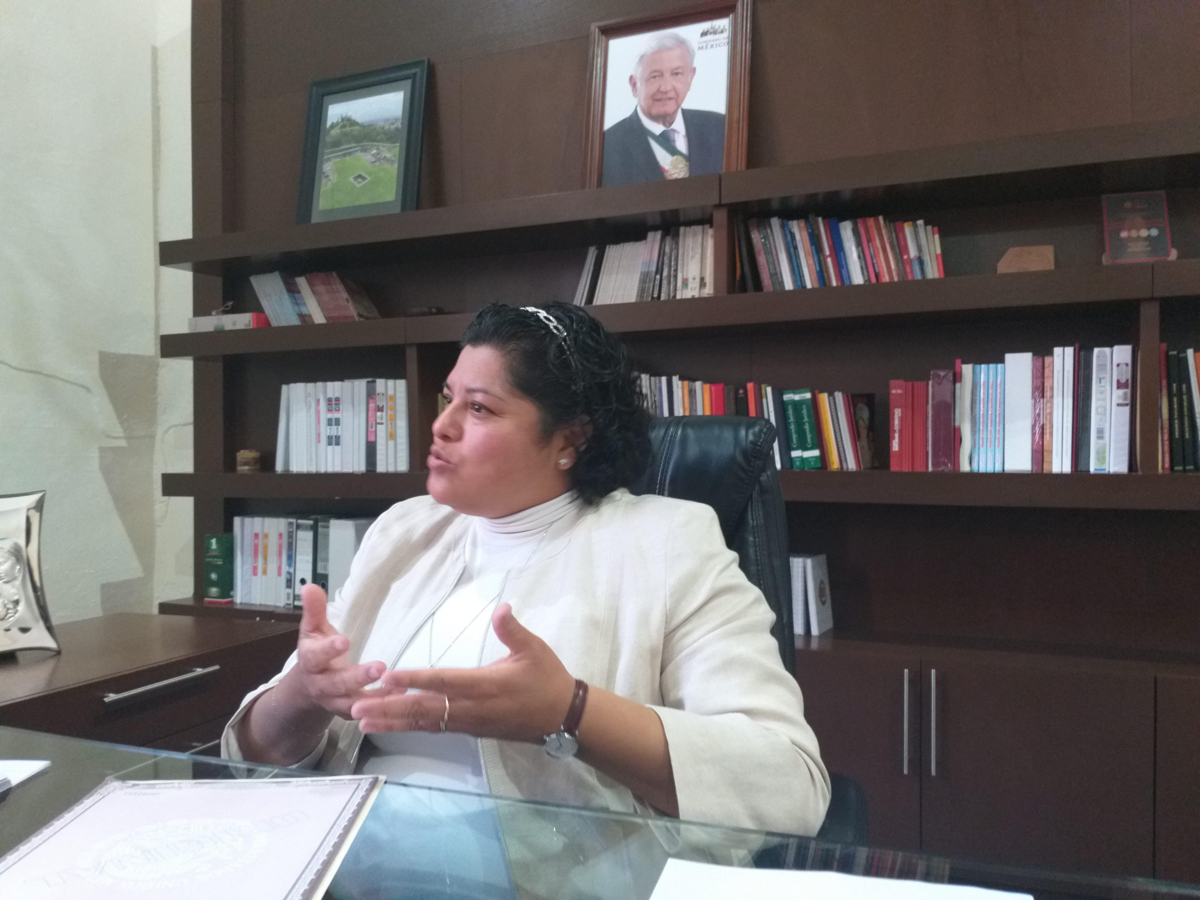 Ayuntamiento de San Andrés Cholula continuará con el apoyo a empresarios y trabajadores afectados por la pandemia, reiteró Karina Pérez