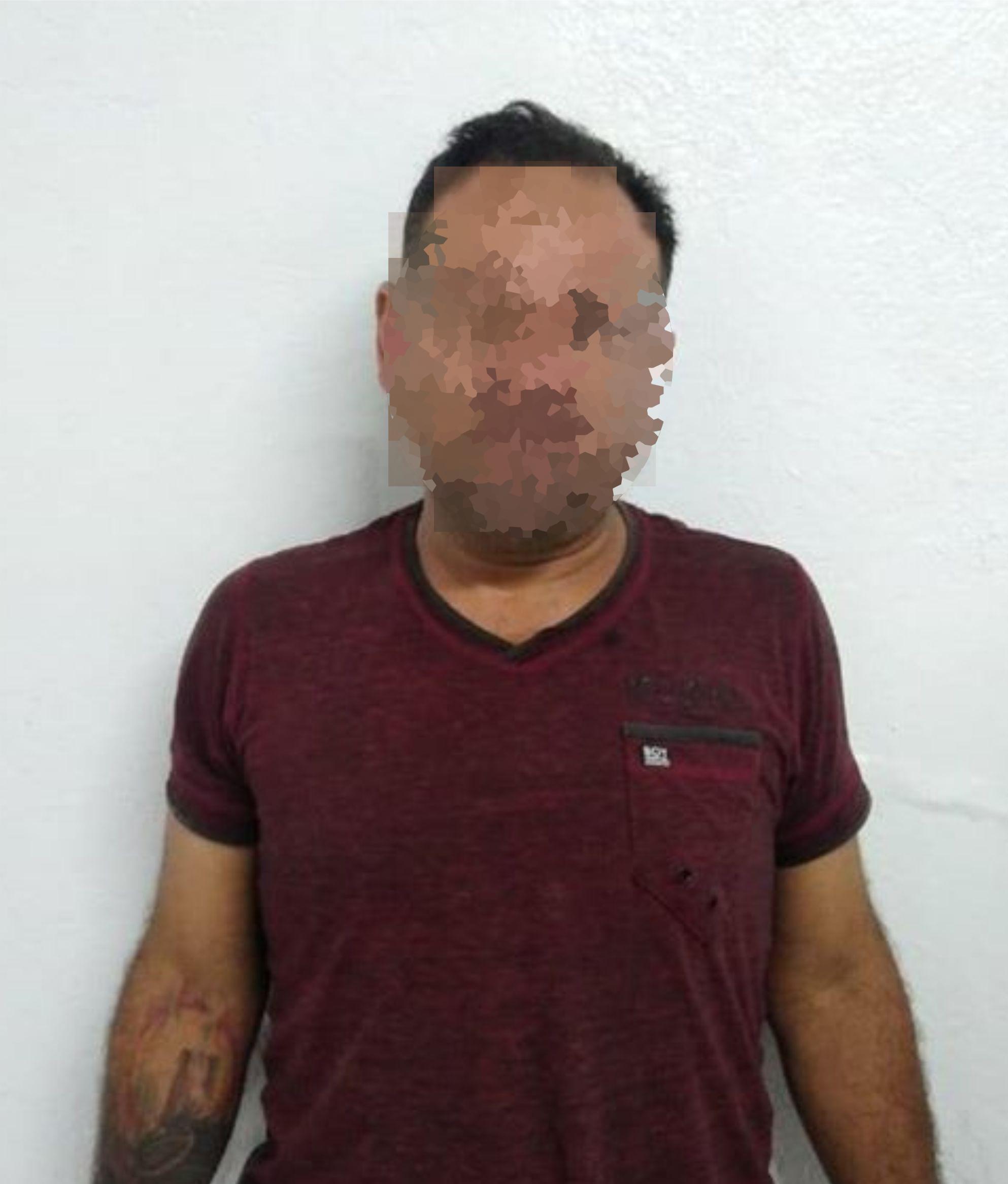 Grupo Antiasalto detiene en San Luis Teolocholco a una persona por robo a transporte