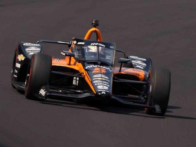 El mexicano Patricio O'Ward es tercero en la IndyCar