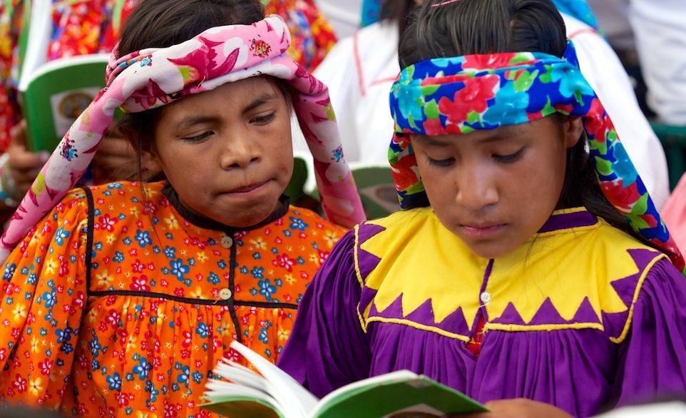 En México existen 6 695 228 personas de 5 años de edad o más que hablan alguna lengua indígena