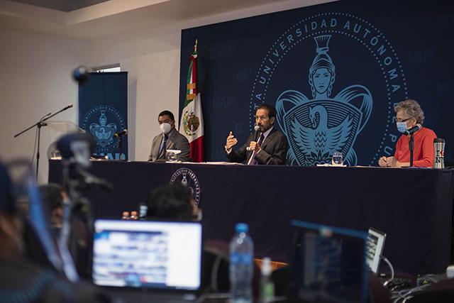 Video desde Puebla: Aprueba Consejo Universitario BUAP apoyos especiales a estudiantes y docentes