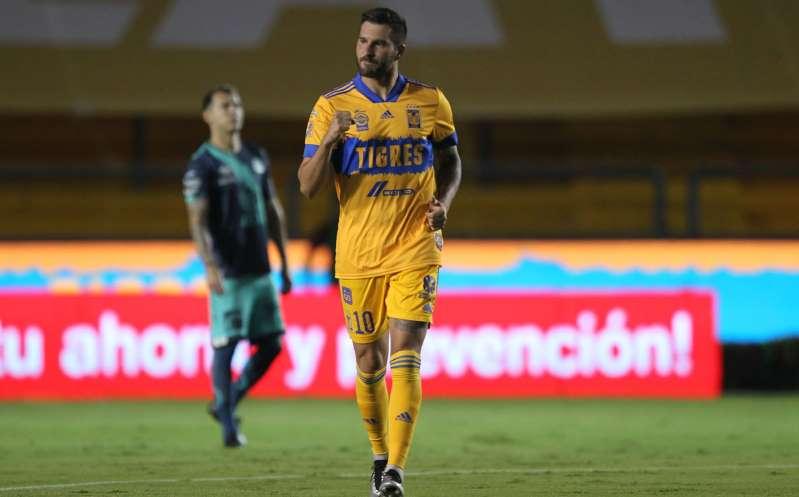 Puebla hizo sufrir a Tigres, que a pesar de todo amanece como líder del Guard1anes