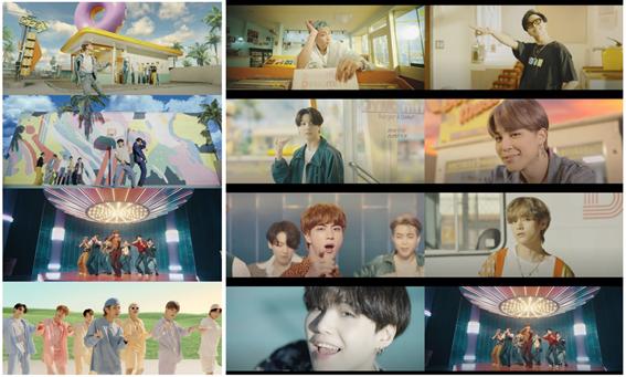 """BTS lanzaron este viernes 21 de agosto su sencillo """"Dynamite"""""""