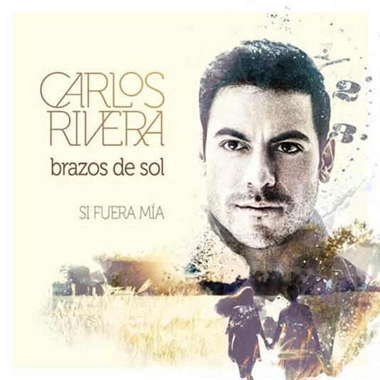 """Carlos Rivera lanzó el emblemático sencillo de la trova mexicana """"Brazos de Sol"""", de Alejandro Filio."""