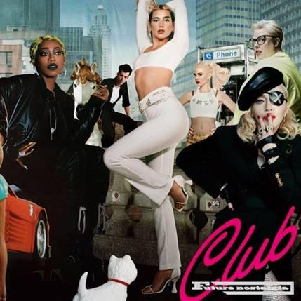 "El álbum ""Club Future Nostalgia"" de Dua Lipa estará disponible a partir de este miércoles 28 de agosto"