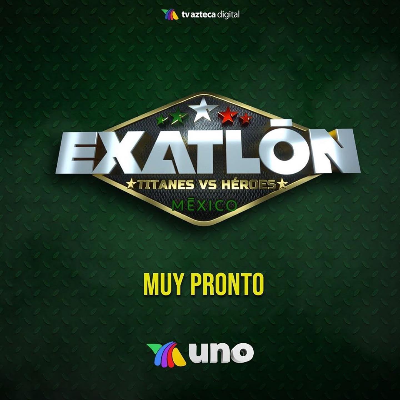 """Exatlón México: Titanes VS Héroes"": a partir del martes 1 de septiembre por Azteca Uno"
